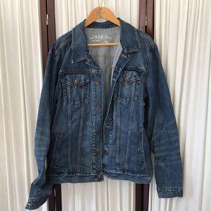 Vitya he Gap 1969 jean jacket